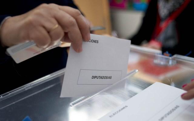 Elecciones en España superan afluencia de 2016 - Elecciones intermedias en España. Foto de AFP / Jorge Guerrero