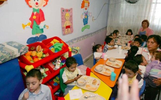 Amparan a madre con apoyo de estancias infantiles - subcomisión senado estancias infantiles