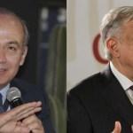 Felipe Calderón critica mensaje religioso de López Obrador - Fotos de Notimex