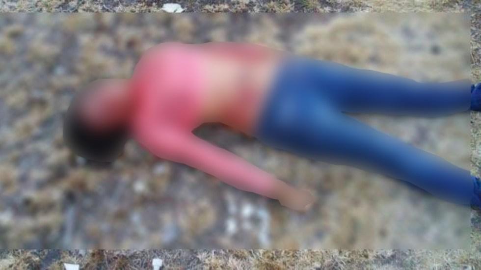 Encuentran cuerpo de joven degollada en Ixtapaluca - degollada