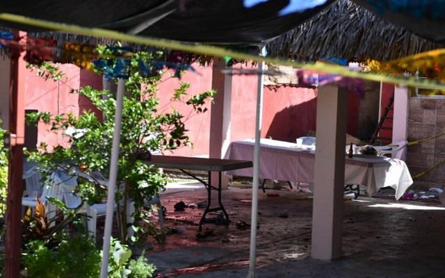 Hallan colgado de puente a presunto implicado en masacre de Minatitlán - fiscalía cuerpos veracruz