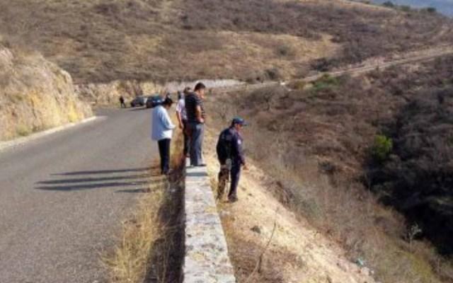 Hallan fosa clandestina con restos de cinco personas en Guerrero - Foto de Salvador Cisneros Silva/La Jornada