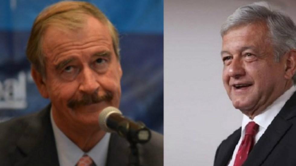 """Eres un populista y pésimo presidente"": Fox a AMLO - fox critica a amlo por minatitlán"