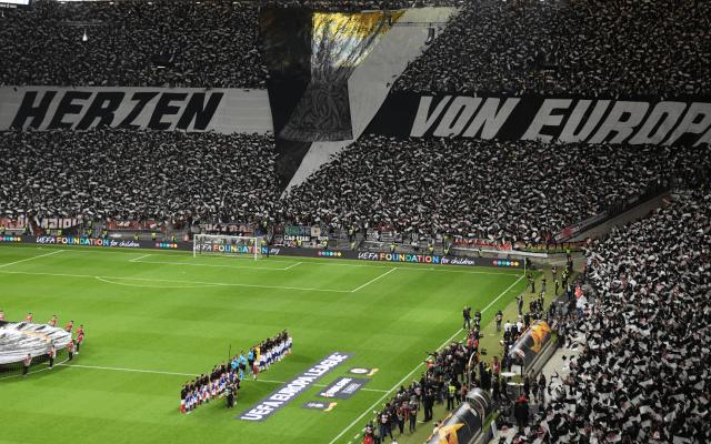 Listas las semifinales de Europa League - El Eintracht Frankfurt dio la sorpresa en Europa League
