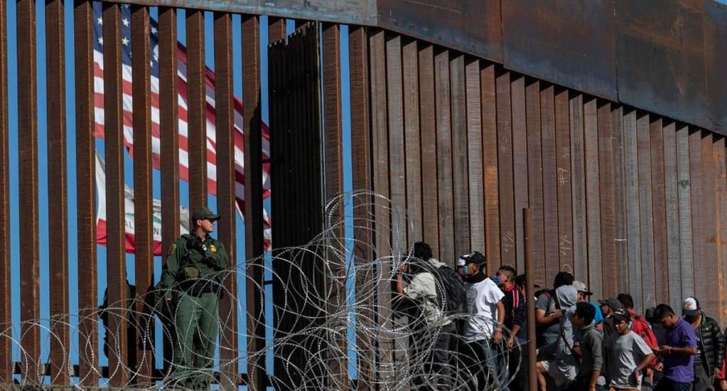 EE.UU. prevé enviar personal extra de seguridad a frontera con México - frontera estados unidos