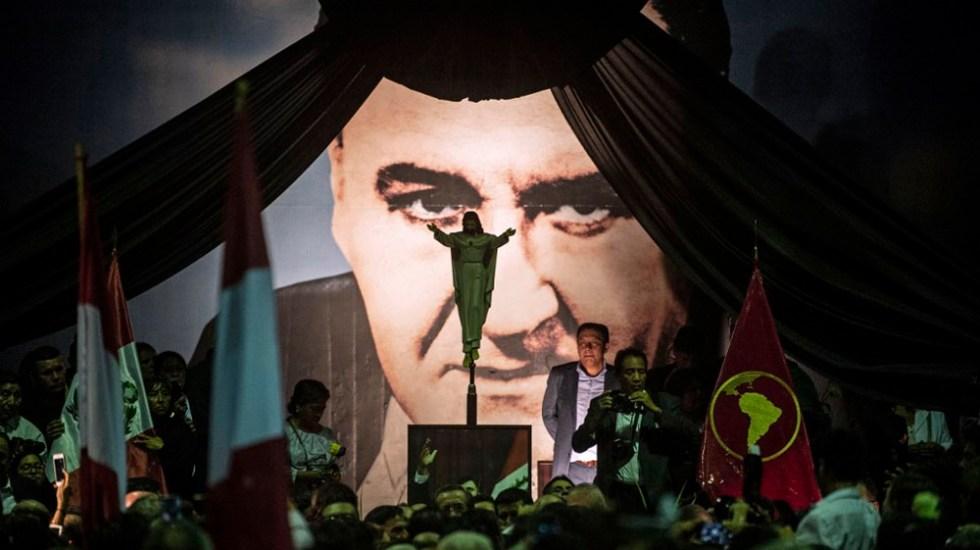 Restos de Alan García serán cremados y sepultados este viernes - Foto de AFP