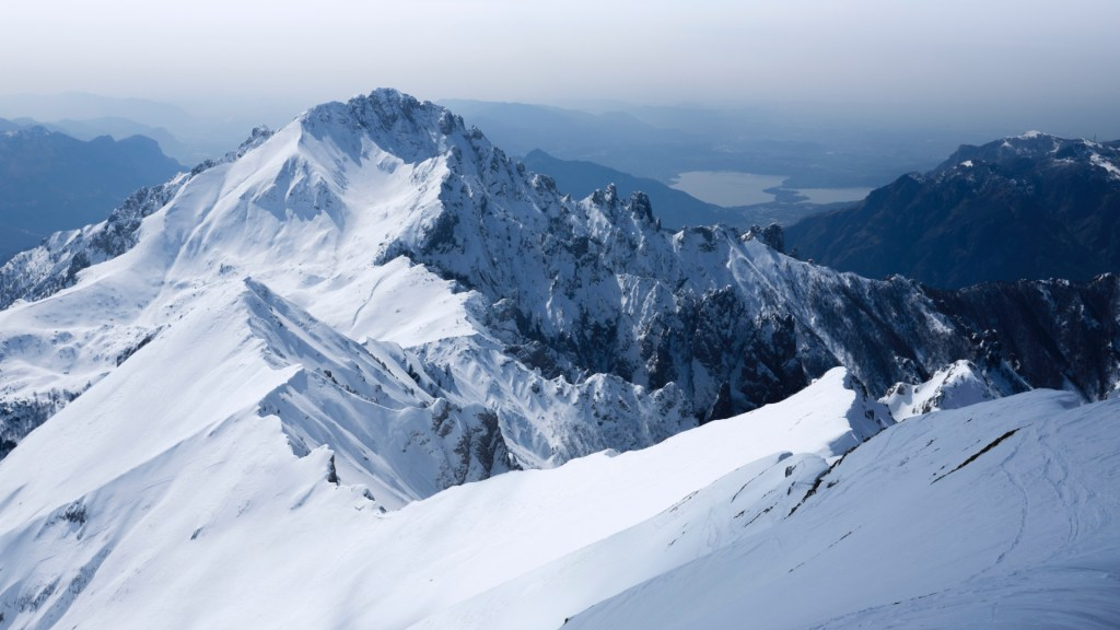 Glaciares de los Alpes podrían derretirse en 90 por ciento para 2100 - alpes glaciares