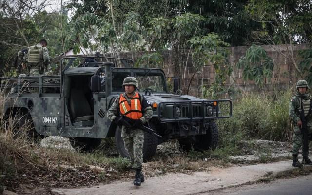 Puntos en los que operará la Guardia Nacional en la Ciudad de México - Veracruz Minatitlán Guardia Nacional