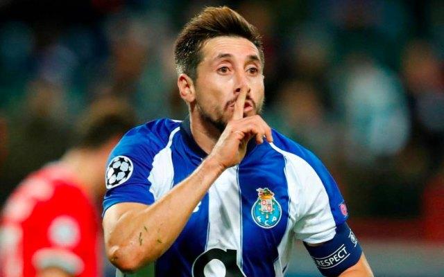 Gol de Héctor Herrera en victoria del Porto al Portimonense - Foto de El País