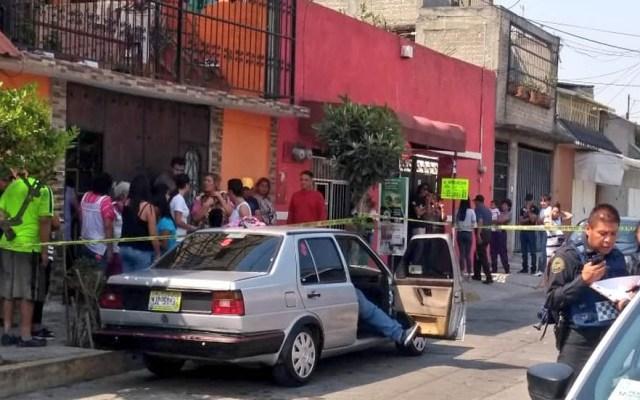 Asesinan a hombre y lesionan a bebé y a joven en Tláhuac - homicidios violencia ciudad de méxico