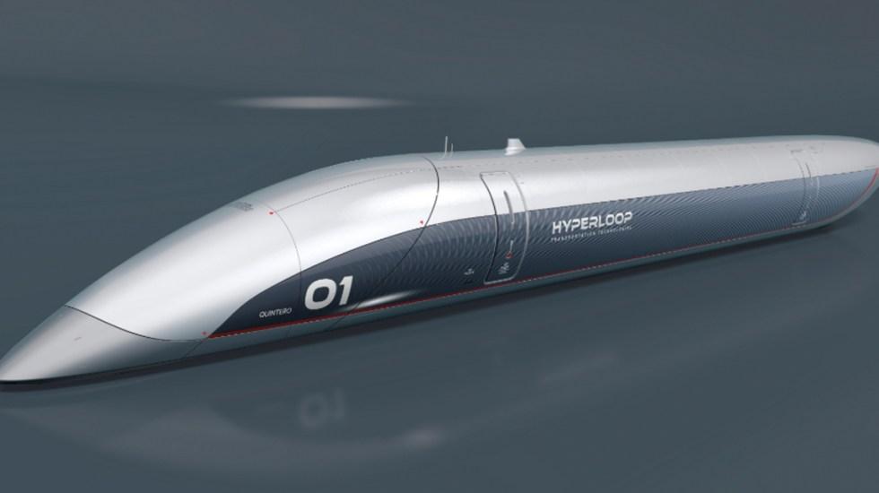 Hyperloop podría ser una realidad en 2023 en México - Foto de Hyperloop