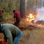 Continúa incendio en La Malinche, Tlaxcala