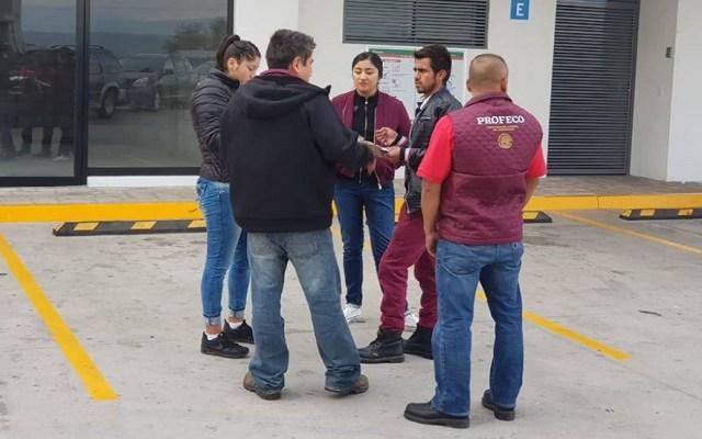 Inspectores renunciaron a la Profeco por intimidaciones en gasolineras - Inspectores de la Profeco. Foto de @ProfecoOficial