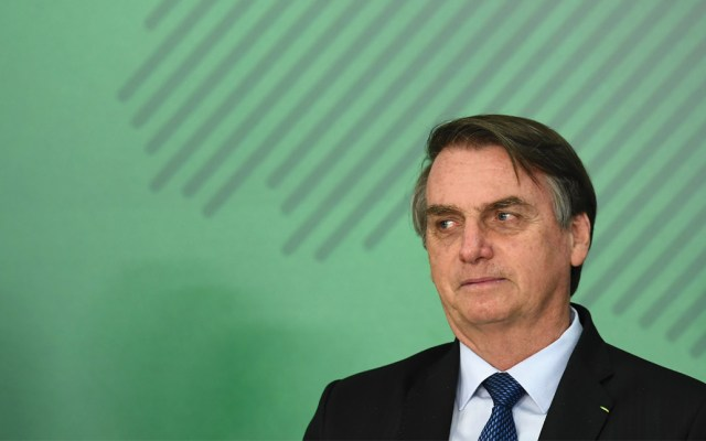 Bolsonaro rompe récord de desaprobación a tres meses de gobierno en Brasil - Foto de AFP