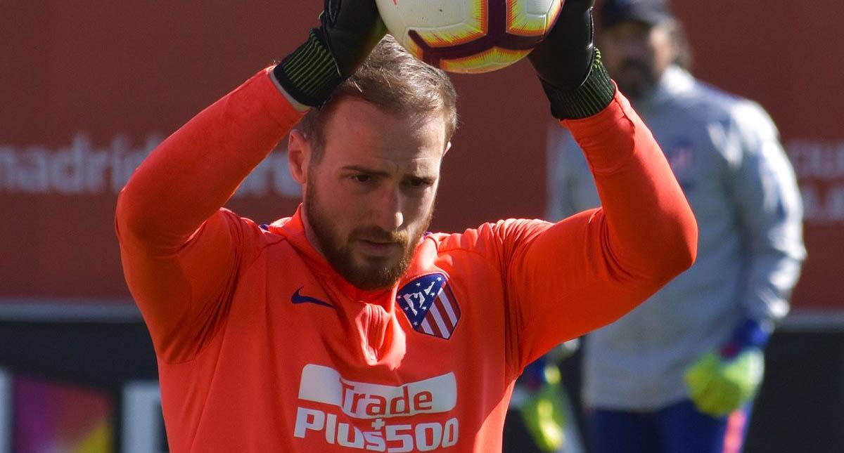 Jan Oblak renueva con Atlético de Madrid hasta 2023