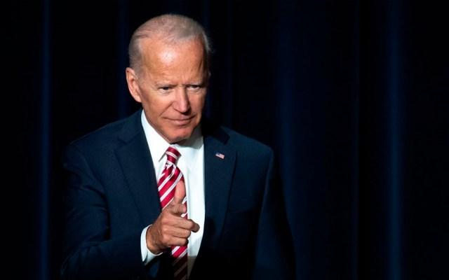 Joe Biden anuncia candidatura presidencial para 2020 - Foto de SAUL LOEB / AFP