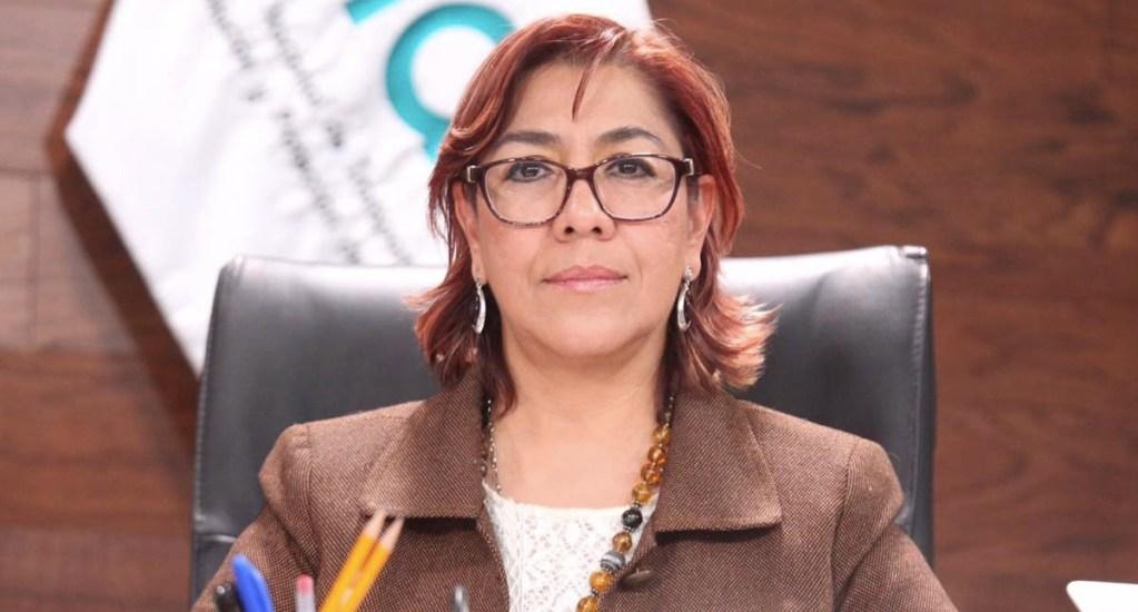 Josefina Román se integra formalmente al Inai - Josefina Román Vergara se integró formalmente al Pleno del Inai. Foto de Inai