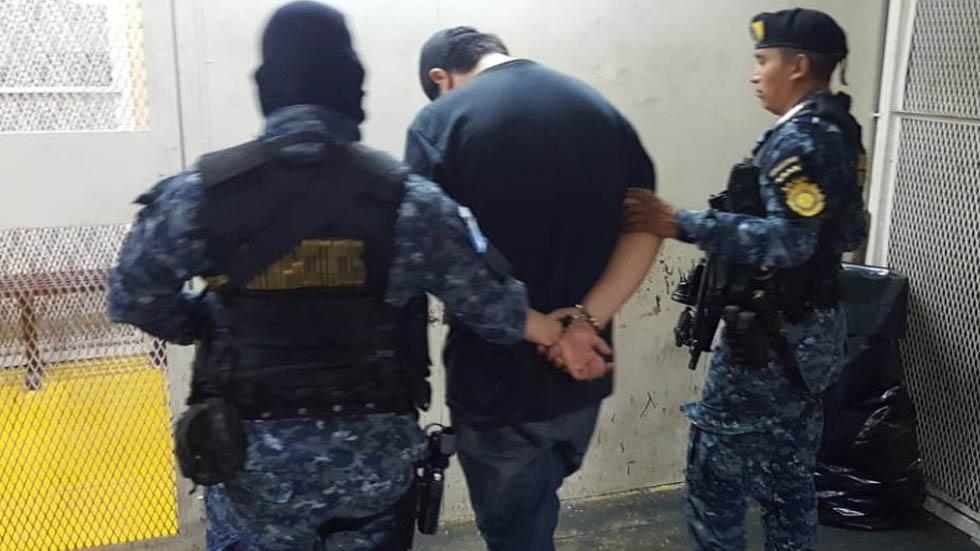 Guatemala narcotraficante