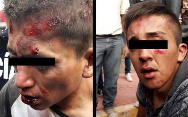 Policías rescatan a dos delincuentes retenidos en el Estado de México - Policías estado de México