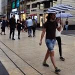 Activan Alerta Amarilla en 11 alcaldías de la capital por lluvia y granizo