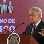Encuentran manta con amenaza para López Obrador en Celaya - Foto de Notimex