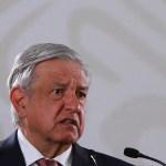 """""""La única doctrina de los conservadores es la hipocresía"""": AMLO - Andrés Manuel López Obrador. Foto de Notimex- Francisco Estrada."""