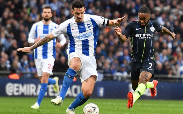 Manchester City en la final de la FA Cup al vencer a Brighton