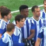 Helsinki con Marco Bueno siguen líderes en liga finlandesa - Captura de pantalla