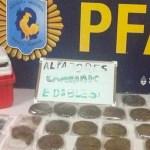 Detienen en Argentina a turistas que vendía dulces con mariguana - Foto de El Clarín