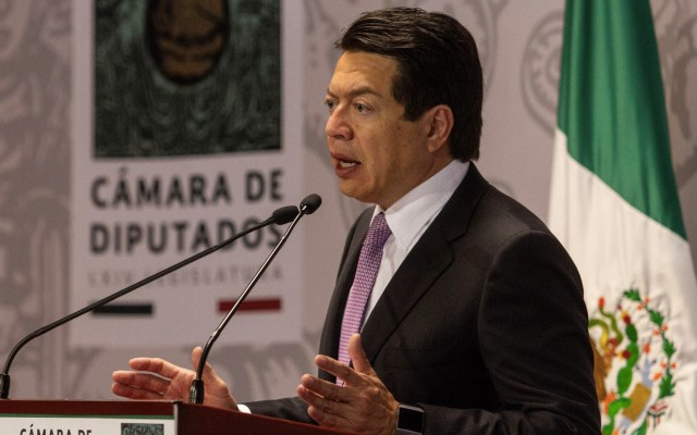 Reforma Educativa no se discutirá hasta alcanzar acuerdo con CNTE: Delgado - Reforma Educativa Mario Delgado