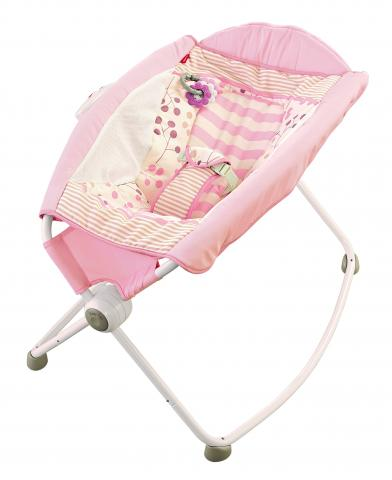 Mecedora Fisher-Price Rock'n Play. Foto de CPSC