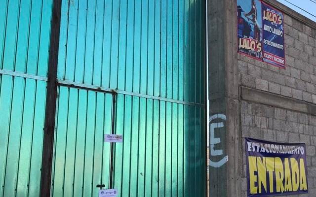 Hallan fosa clandestina en inmediaciones del Mercado Morelos, en Puebla - Foto de Milenio