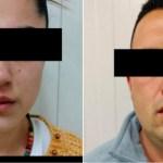FGR recibe a mexicanos extraditados por Colombia - pareja de mexicanos extraditados de colombia