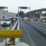 SITUAM toma la autopista México-Cuernavaca - Autopista México-Cuernavaca tomada por el SITUAM. Foto de Foro Tv