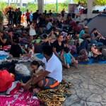México dio asilo a 10 mil migrantes por razones humanitarias: Segob - Segob