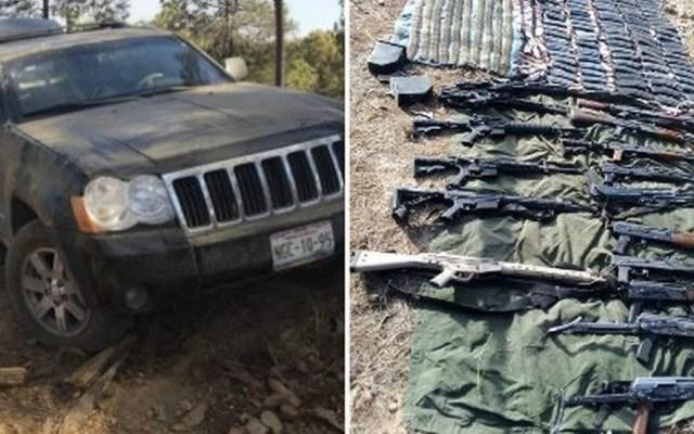 Agreden a militares en Apatzingán, Michoacán - Militares ataque Apatzingán Michoacán