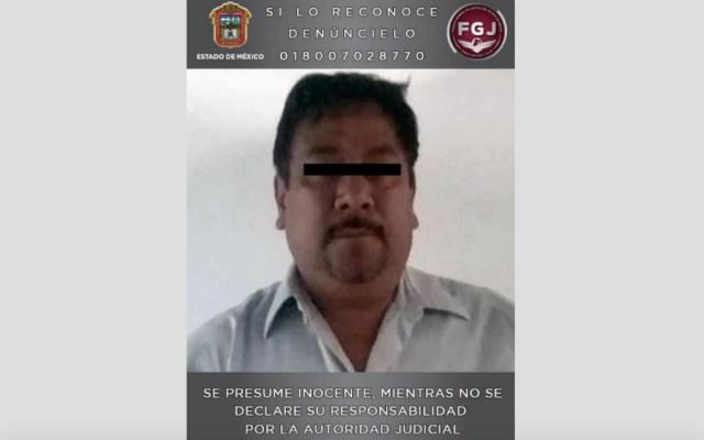 Capturan en Edomex a agente del Ministerio Público por extorsión - Foto de Fiscalía Edomex