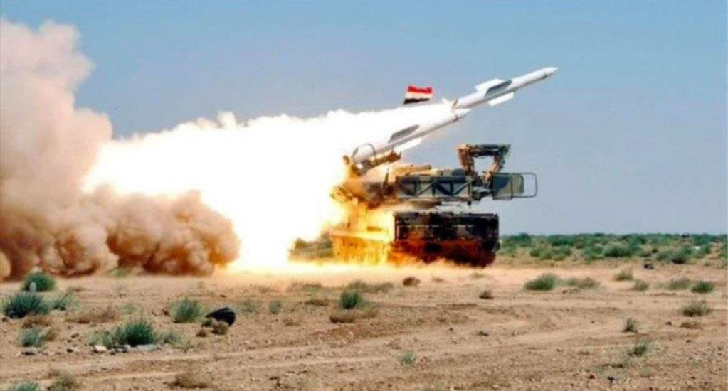 Israel bombardea posiciones del Ejército sirio. Noticias en tiempo real