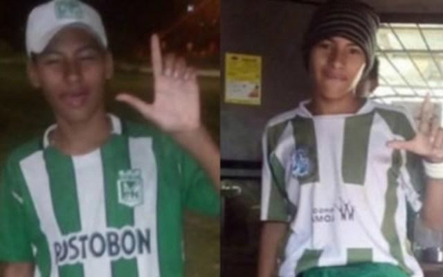 Muere joven durante enfrentamiento entre barras bravas en Colombia - muere menor riña colombia