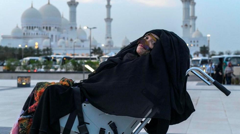 Mujer de Emiratos Árabes Unidos despierta de coma tras 27 años - mujer despierta de coma