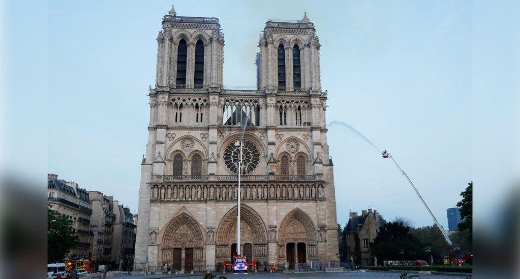 Diez datos de la historia de Notre-Dame. Noticias en tiempo real