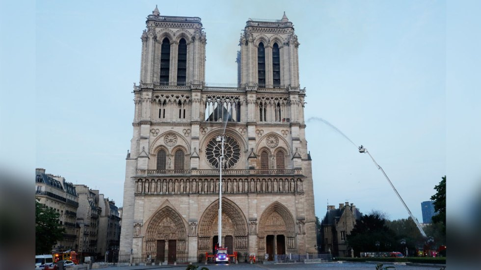 Diez datos de la historia de Notre-Dame - Foto de AFP