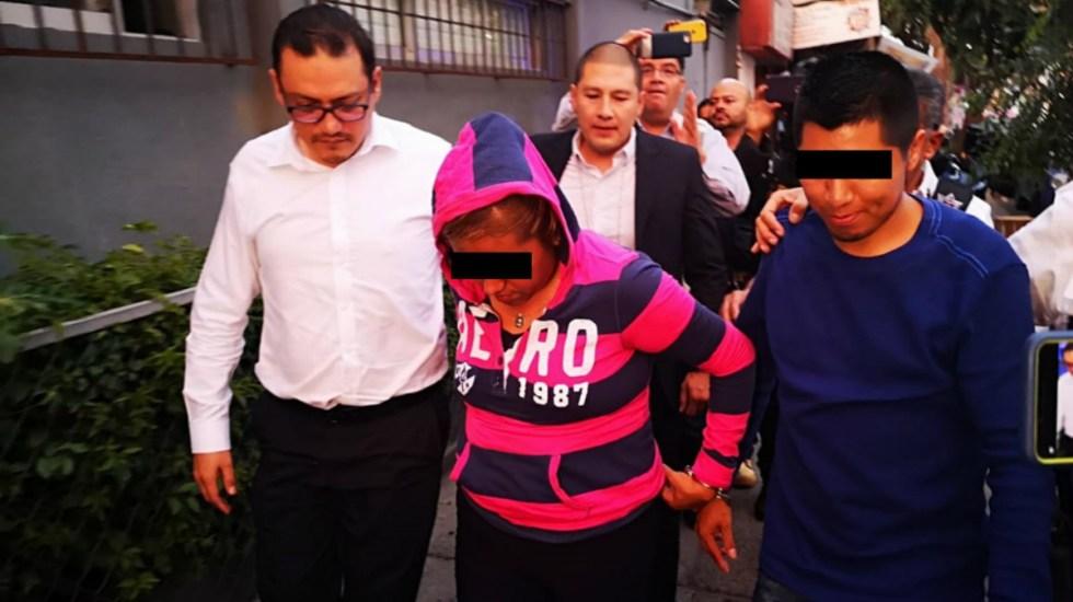 Prisión preventiva a pareja acusada del robo de la bebé Nancy - prisión preventiva robo bebé