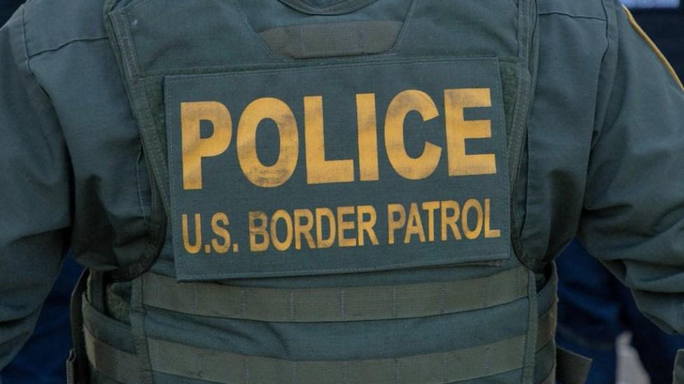 SRE confirma discusión entre soldados de EE.UU. y México - migrante Patrulla Fronteriza