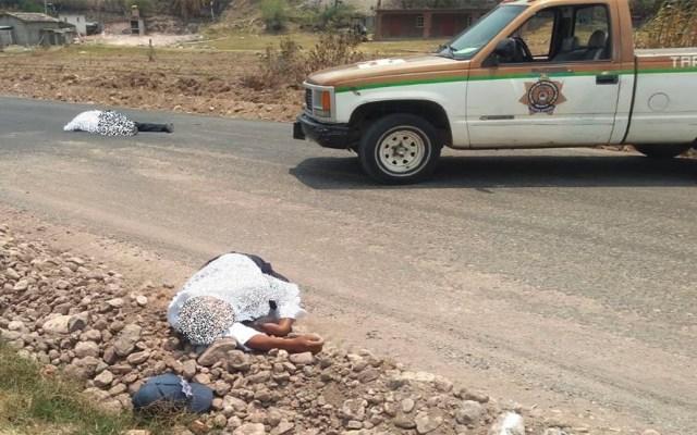 Matan a dos policías de tránsito en Oaxaca - policías de tránsito