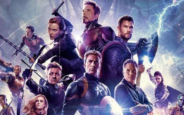¿Cuál es el sueldo de los actores que participaron en 'Avengers: Endgame'? - Póster de Avengers: Endgame para China. Foto de @avengers