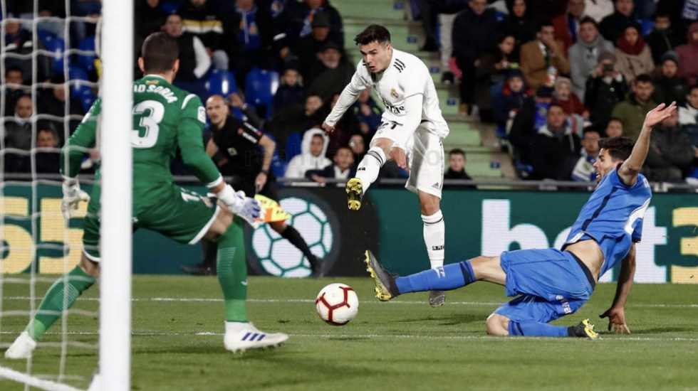 El Real Madrid no puede con el Getafe - Foto del Real Madrid