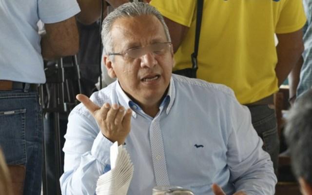 Detienen a exalcalde deSan Andrés Tuxtla por corrupción - Rosendo Pelayo. Foto de E-Consulta Veracruz