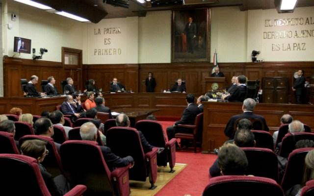 Inai puede calificar información sobre delitos graves de derechos humanos: SCJN - Foto de Notimex