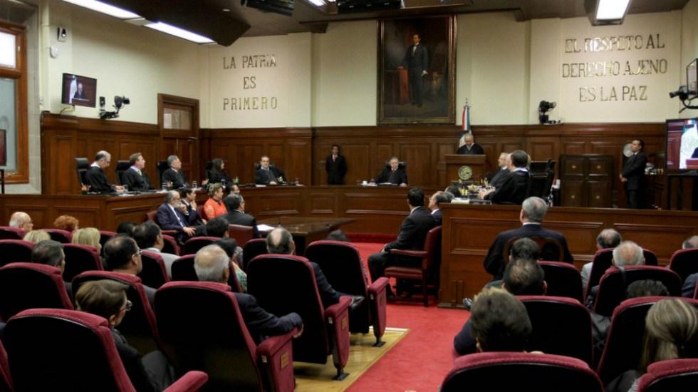"""SCJN decidirá con """"total independencia"""" constitucionalidad de Ley Bonilla: Arturo Zaldívar - Foto de Notimex"""